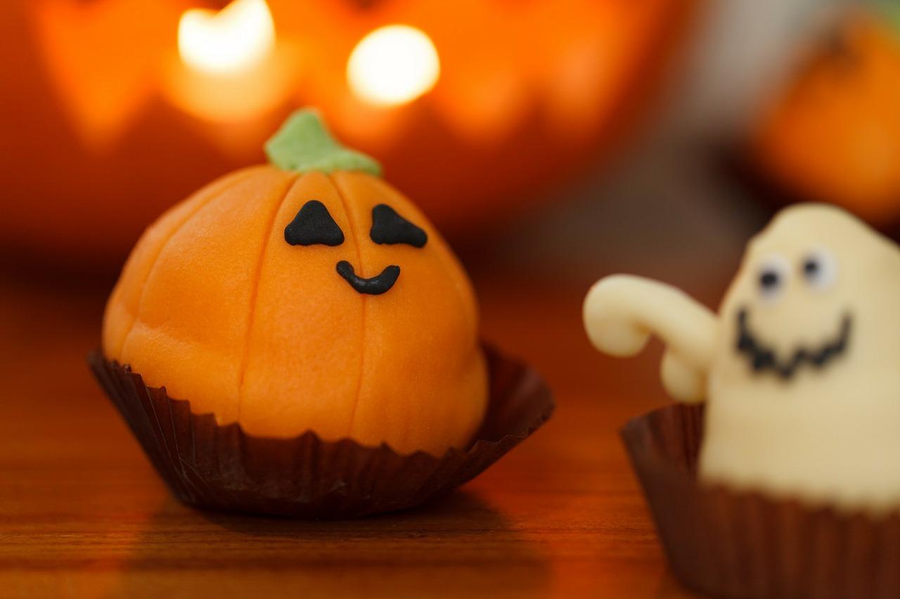 halloween treats - healthy halloween