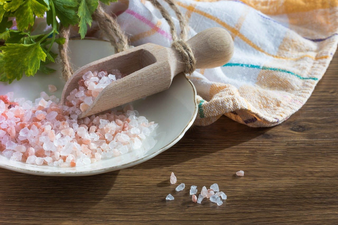 himalayan salt rinse benefits