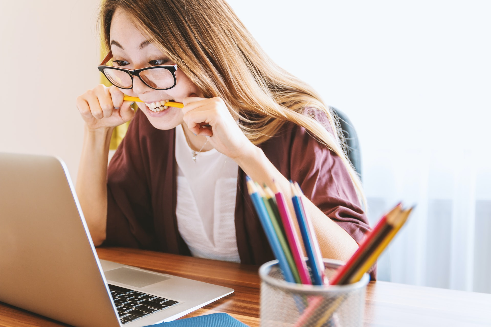 how stress affects dental health